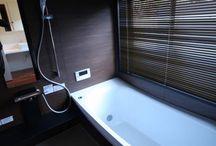 別荘 お風呂 洗面