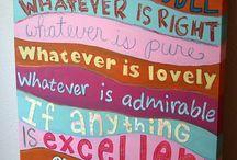 Favorite words / by Jolene T