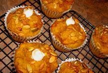 Baked goods / Tim Hortons copy cat pumpkin muffins