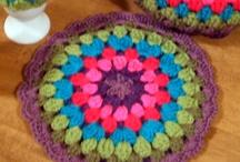 crochet patterns / by Esther Finn