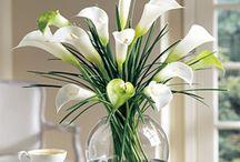 NO SIN MIS FLORES / Las flores son un elemento imprescindible en la decoración Shabby Chic; pero no sólo en este estilo decorativo, son esenciales en cualquier estilo y no pueden faltar en ningún evento.