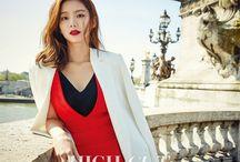 Park Soo Jin / Actriz