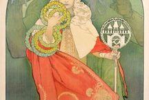 Art Nouveau / by Dennis Skrade