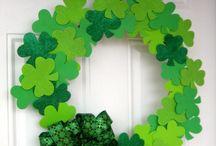 crafts - St Patrick's Day