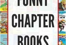 Funny chapter books