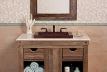 Bathroom Vanities and Design Ideas / This board will have beautiful vanity and decorating ideas, as well as tips for storage.