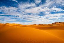 Marrakech Desert Tours To Erg Chigaga, Erg Chebbi And Erg Lihoudi Dunes Desert Camps