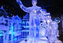Ice & snow sculptures / by Laura McMullen