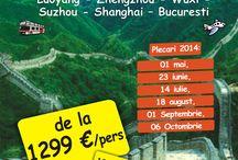 China - Invatamintele lui Buddha / J'Info Grupul nostru a vizitat locuri cu adevarat mistice, unde legendele si traditiile definesc si contureaza o cultura pe cat de complexa pe atat de fascinanta.    Anul acesta, alte grupuri sunt pregatite sa descopere China.   Mergeti cu noi! - http://www.jinfotours.ro/detalii_expeditie_in_america_de_sud-2032.html