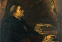 iconography of saint thomas Aquinas