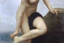 Adolphe Bouguereau on Gazuntai.com