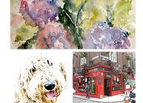 Sami's Art Shop Blog