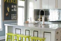 Interiors - GREEN Pops / by Luke Smith