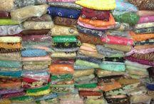 tecidos nigerianos