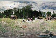 Prehistoric Village Krivolik - Experimental and experiential archeology