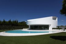 Casa Balint is a private residence located in Bétera, Valencia, Spain.