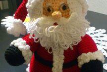 Christmas Crochet & amigurumi / Crochet y amigurumis de navidad / Christmas decoration