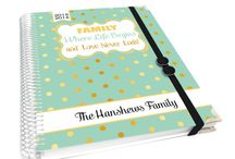 Our Family Life Planners