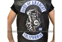Sons of Anarchy S7 Jax Teller Motorcycle Patches Vest / Buy this sophisticated Sons of Anarchy S7 Jax Teller Motorcycle Patches Vest at most affordable price from Sky-Seller and avail free shipping