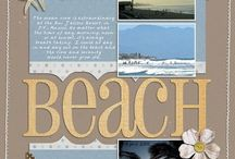 Beach scraping ideas for Padre Island / Beach scenes