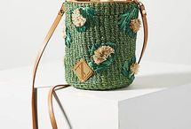 Straw Bags, Summer Bags