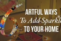 Diwali Collection / 6 Artworks to infuse the spirit of Diwali to your homes