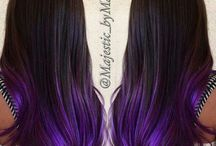 sombree violeta