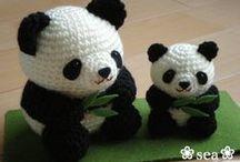 muñecos crochet
