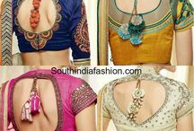 Indian Blouse Styles