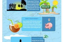 Vacation Rental Infographic / VacationCluster.com created #vacationrentalinfographic board to share visual #travel content for seeking #travelers.