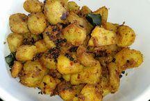 Poriyal Recipes - NothingIsCooking