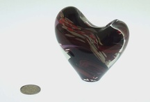 Wint Harris Paperweights / This board is a collection of blown glass created by Wint Harris from 1995 to the present.