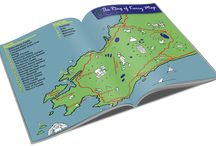 Maps of Kerry and Ireland / You can download our free little map of The Ring of Kerry here and also see links to some useful Amazon maps that you might find handy for your trip to Ireland!