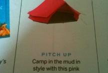 Camping Wish List / by Anna Mawson
