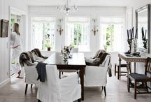 Diningrooms / by Leanne Thiessen