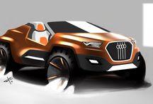 My Stuff / Car Design