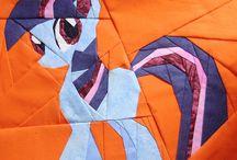 My litlle pony's