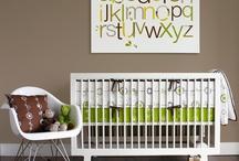 nursery / by Borrow For Your Bump (BFYB)