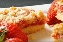 carres aux fraises
