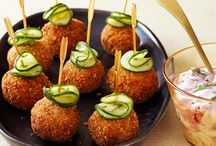 Turkey Day: Hors D'Oeuvres