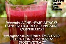 Juice, smoothie