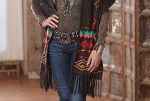 Fashion- Western / by Bobbie Walton