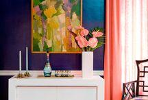 Design - Colours / Colour ideas.