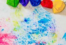 Preschool Party / Art projects and activities inspired by YAA Museum Preschool. Young At Art has a fully licensed program that offers an unparalleled educational experience in a museum! Now enrolling for upcoming school year.