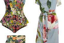 Floral Fashions and Interiors
