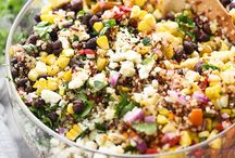 Salad / by Emily Bhatta
