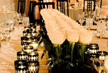 Peach Uplighting / #Peach #uplighting examples for your #event or #wedding #reception ! #DIY #Inspiration #Ideas