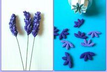 Fondan flowers