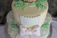 Pasteles baby shower