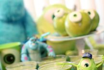 Monsters Inc. Party / by Jennifer Michaelis